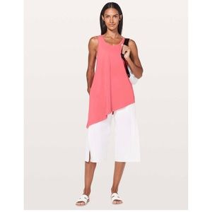 lululemon To the Point Tank Pink